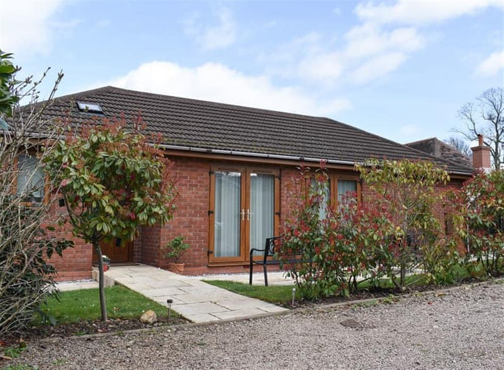 Lovely, detached bungalow at Little Acorns in Malvern, Worcestershire