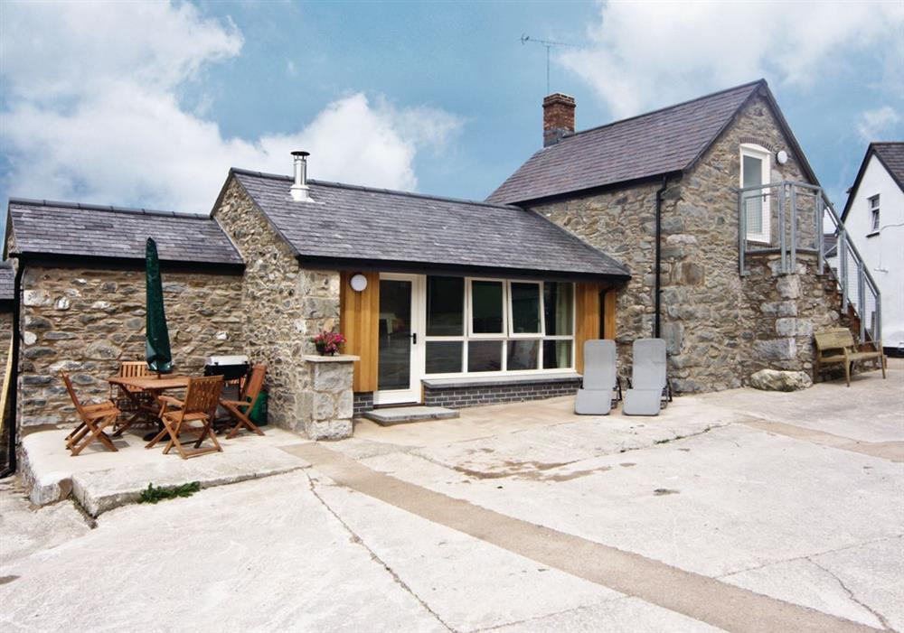 Little Barn at Little Barn in Abergele, Clwyd