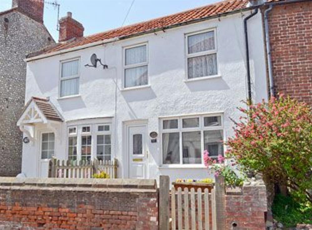 Exterior at Little Cottage in Sheringham., Norfolk
