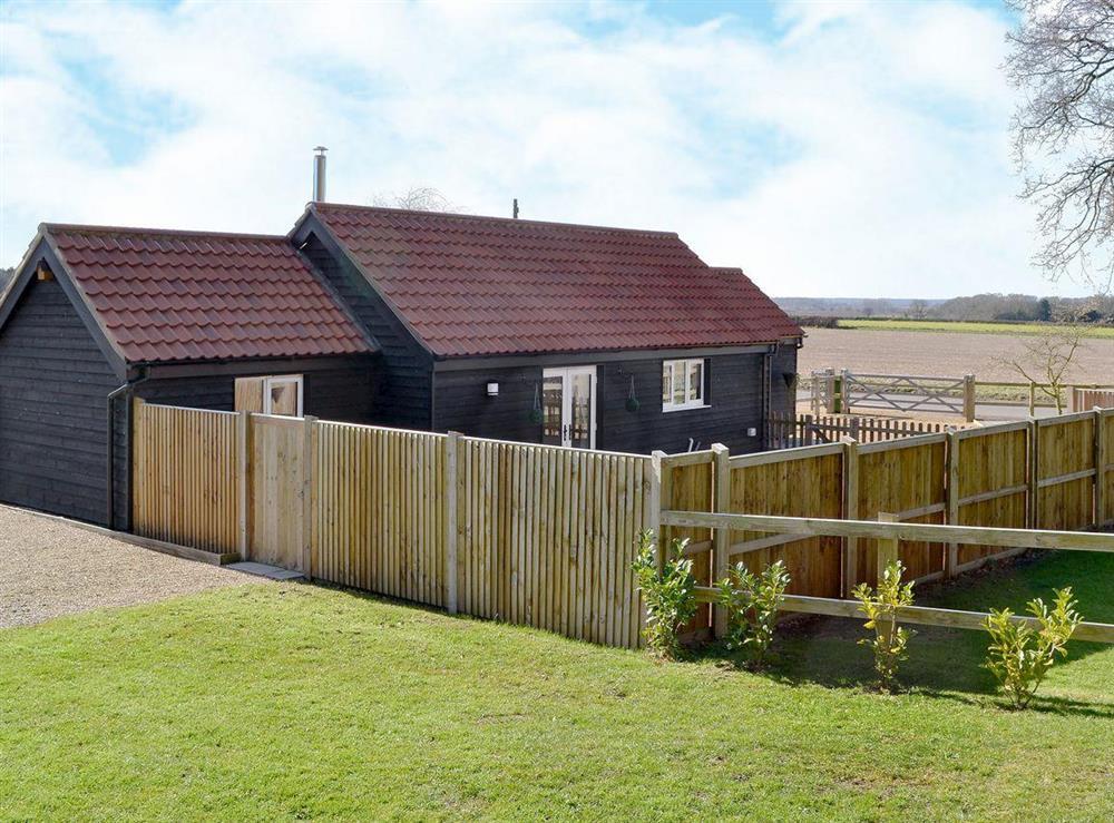 Delightful barn conversion at Little Tree Cottage in Skeyton, near Norwich, Norfolk
