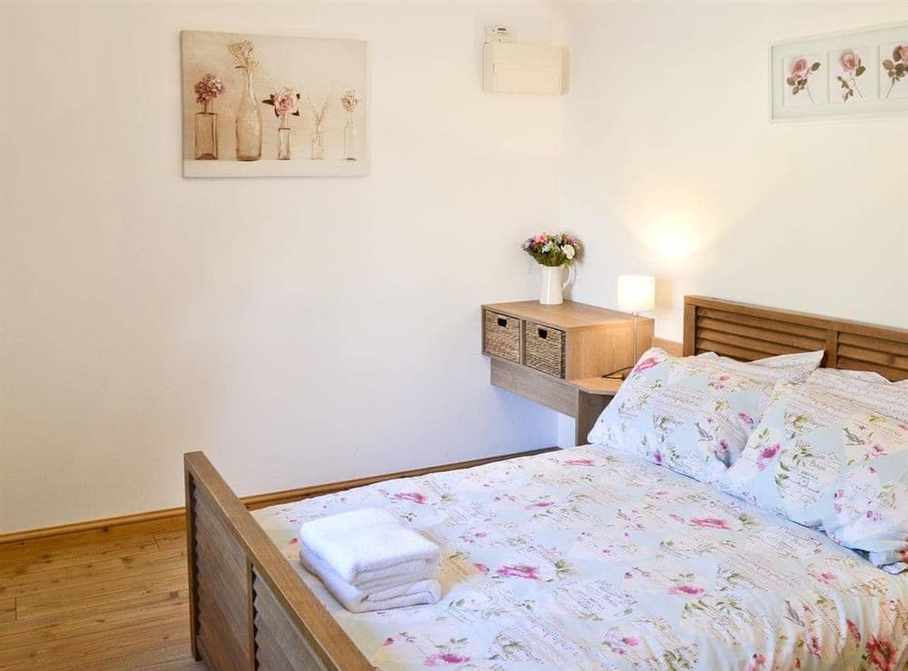 Double bedroom at Little Tree Cottage in Skeyton, near Norwich, Norfolk