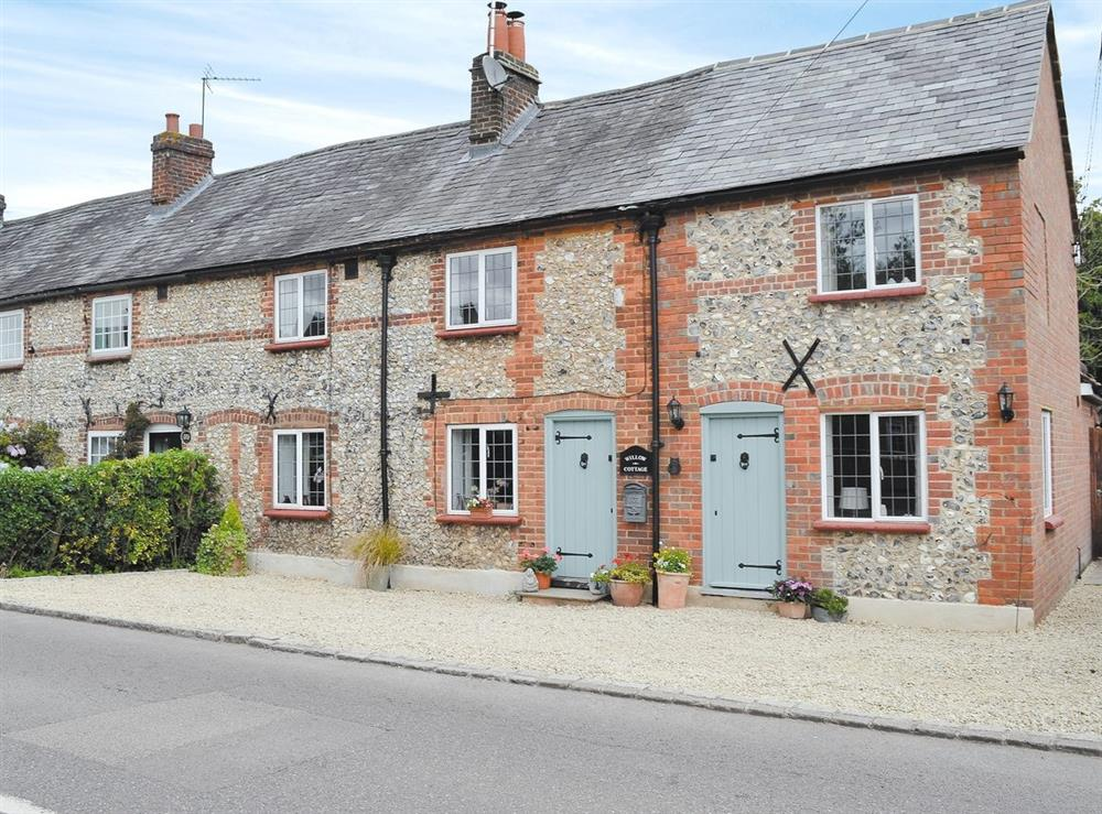 Exterior at Little Willows in Naphill, near Princes Risborough, Buckinghamshire