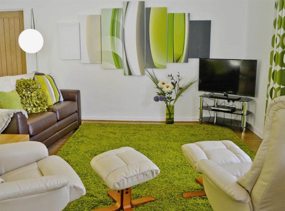 Open plan living/dining room/kitchen at Llwynbedw in St Dogmaels, near Cardigan, Dyfed