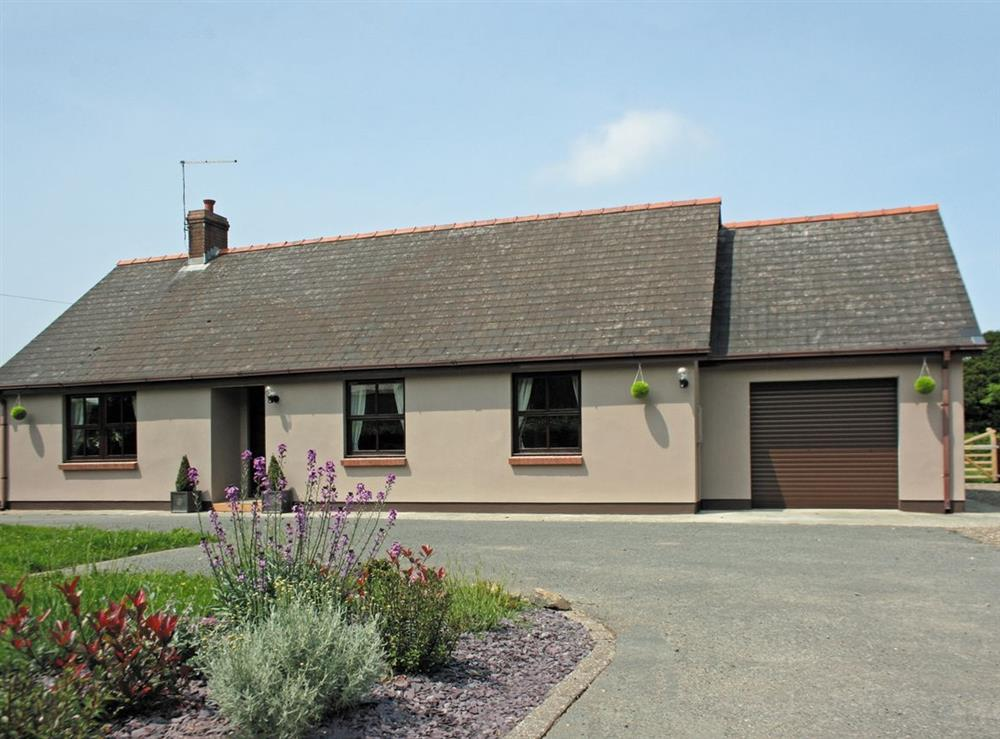 Exterior at Llys yr Onnen in Clarbeston Road, Pembrokeshire