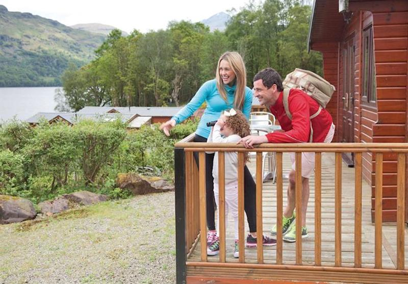Photo 5 at Loch Lomond Holiday Park in Inveruglas, Tarbet, Perthshire & Southern Highlands