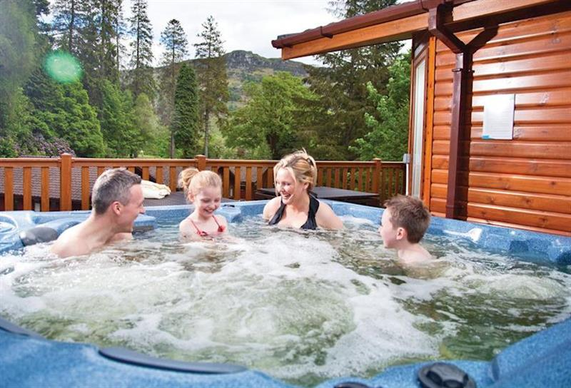 Albatross 3 VIP at Lochgoilhead Lodges in Lochgoilhead, Perthshire & Southern Highlands