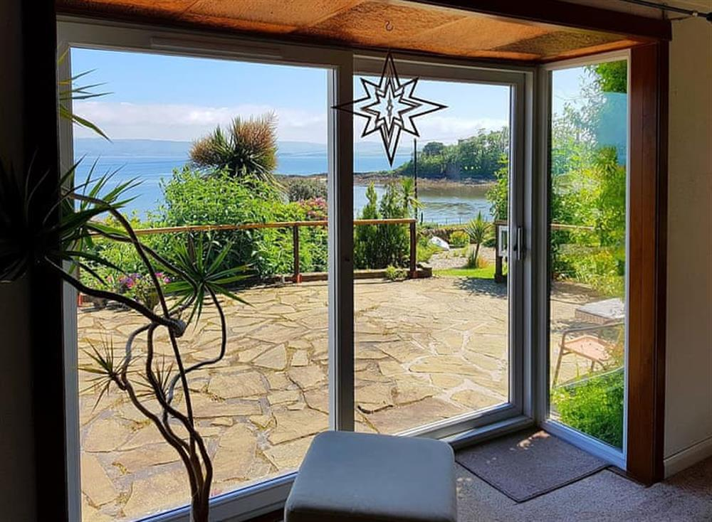 French doors leading to terrace