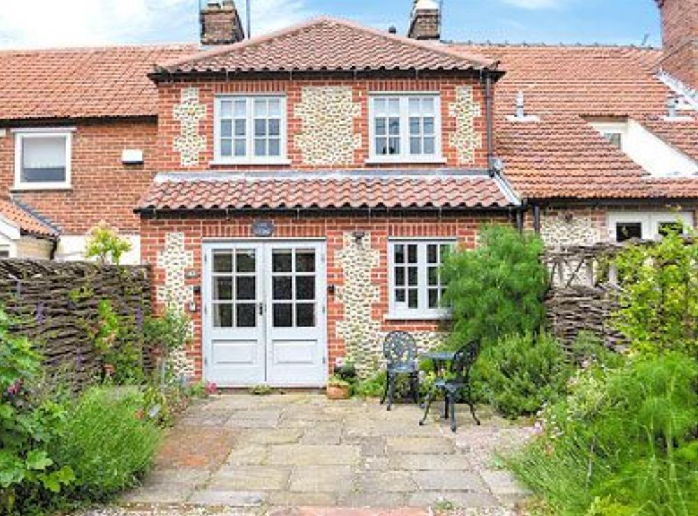 Photo 1 at Loke Cottage in Holt, Norfolk