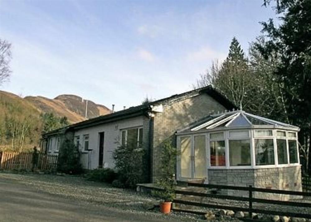 Photo 1 at Lomond View Cottage in Balmaha, Loch Lomond, Lanarkshire