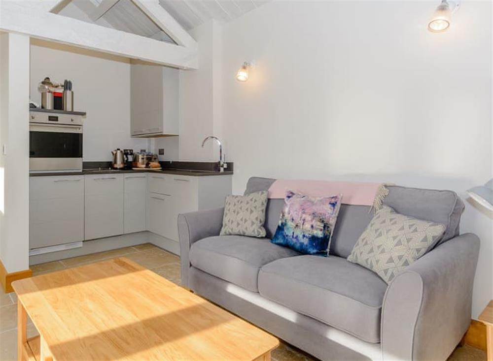 Comfortable living area at The Bull Pen 2,