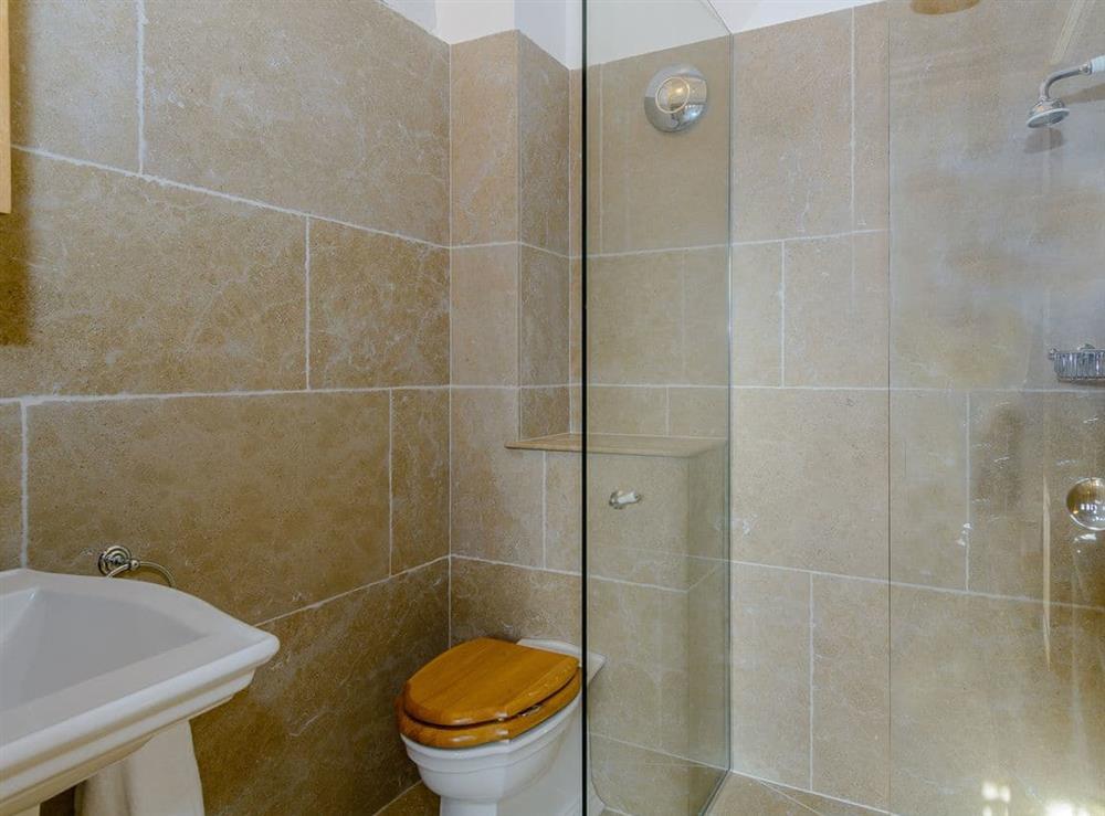 Shower room at The Bull Pen 2,