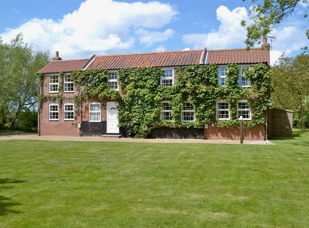 Exterior at Lound Cottage in Norwich, Norfolk