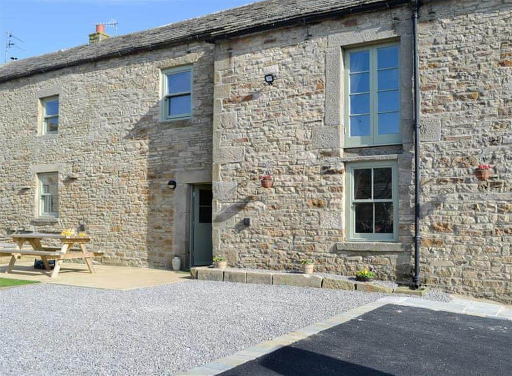 Wonderful traditional barn converted to a stunning holiday home
