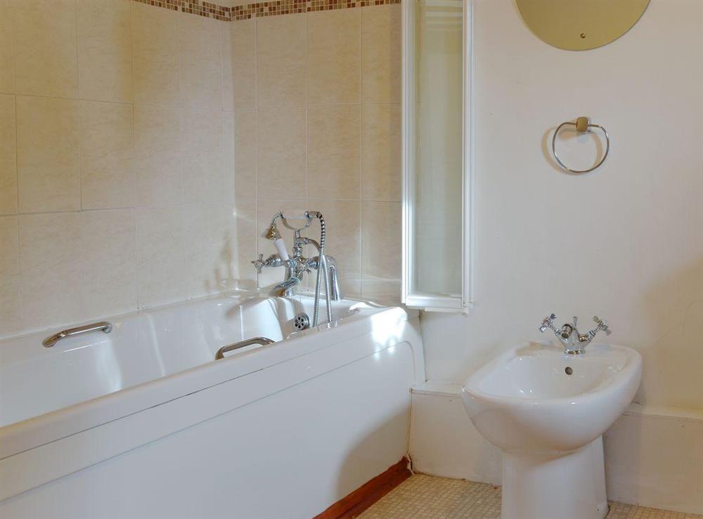 Bathroom at The Byre,