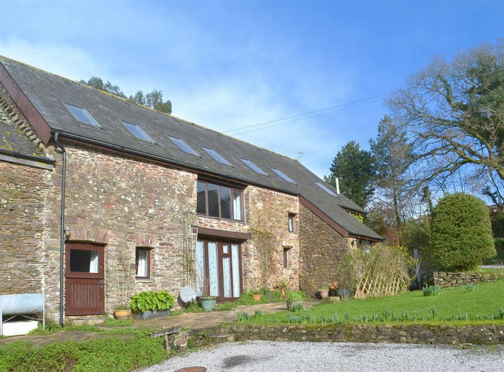 Beautiful stone cottage at The Byre,
