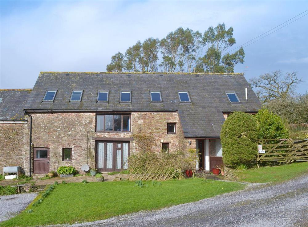 Lovely cottage at The Byre,