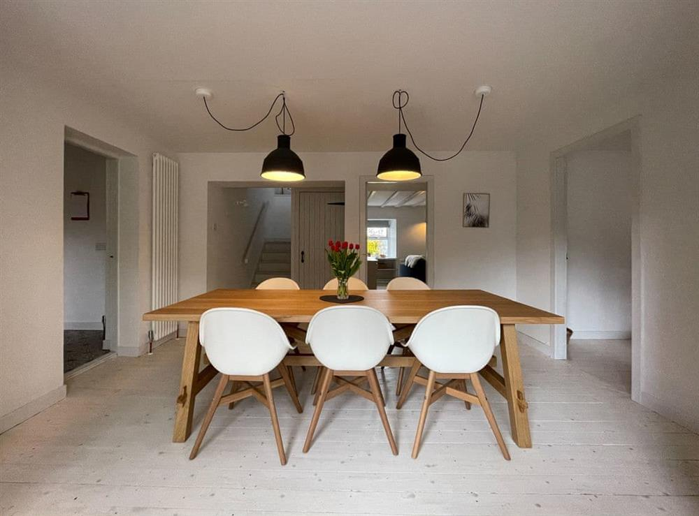 Dining room (photo 2) at Lower Hilton Cottage in Culrain, Lairg, Ross-Shire