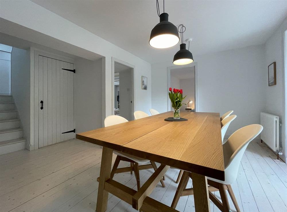 Dining room (photo 3) at Lower Hilton Cottage in Culrain, Lairg, Ross-Shire