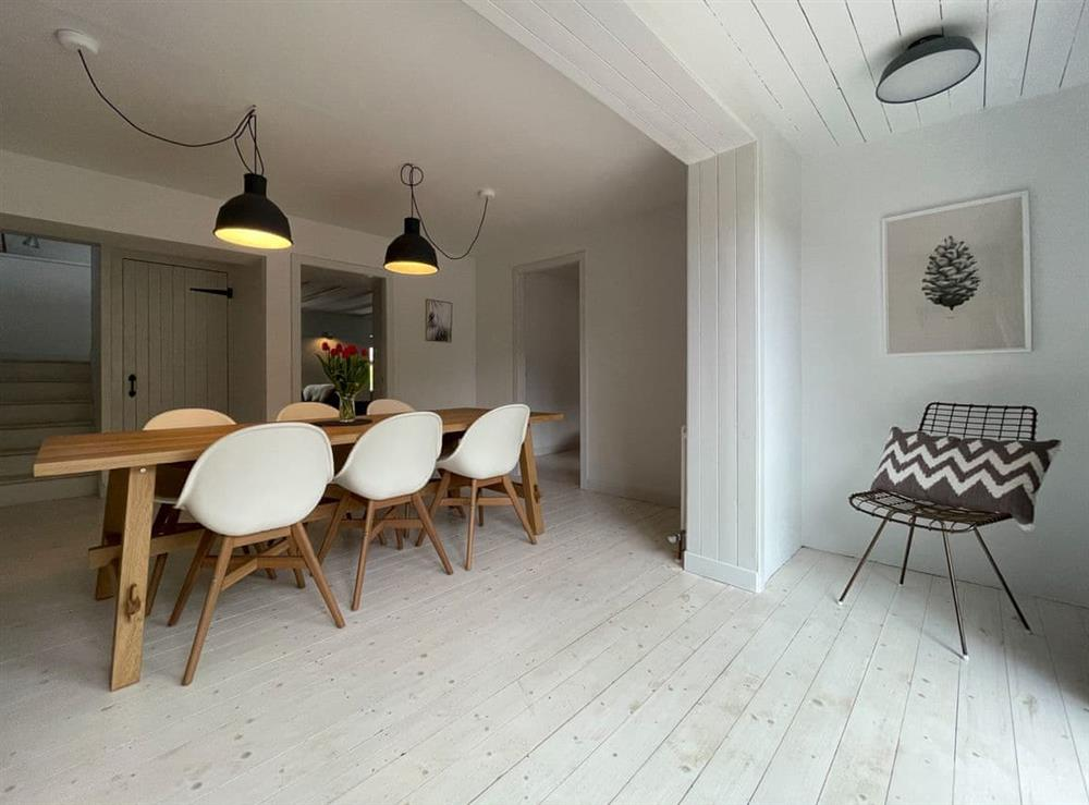 Dining room (photo 4) at Lower Hilton Cottage in Culrain, Lairg, Ross-Shire