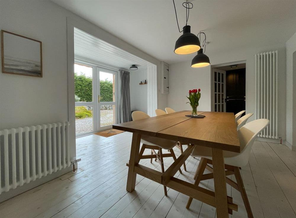Dining room (photo 5) at Lower Hilton Cottage in Culrain, Lairg, Ross-Shire
