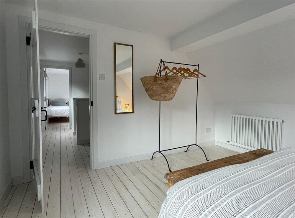 Double bedroom (photo 4) at Lower Hilton Cottage in Culrain, Lairg, Ross-Shire