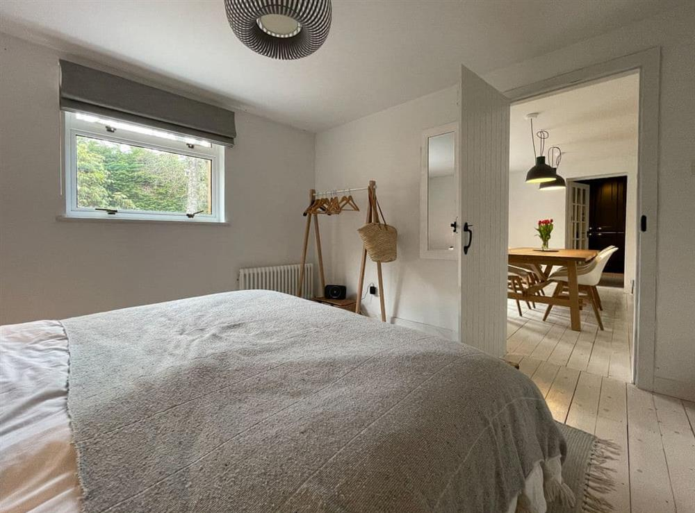 Double bedroom (photo 6) at Lower Hilton Cottage in Culrain, Lairg, Ross-Shire