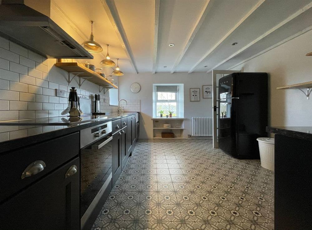 Kitchen (photo 3) at Lower Hilton Cottage in Culrain, Lairg, Ross-Shire