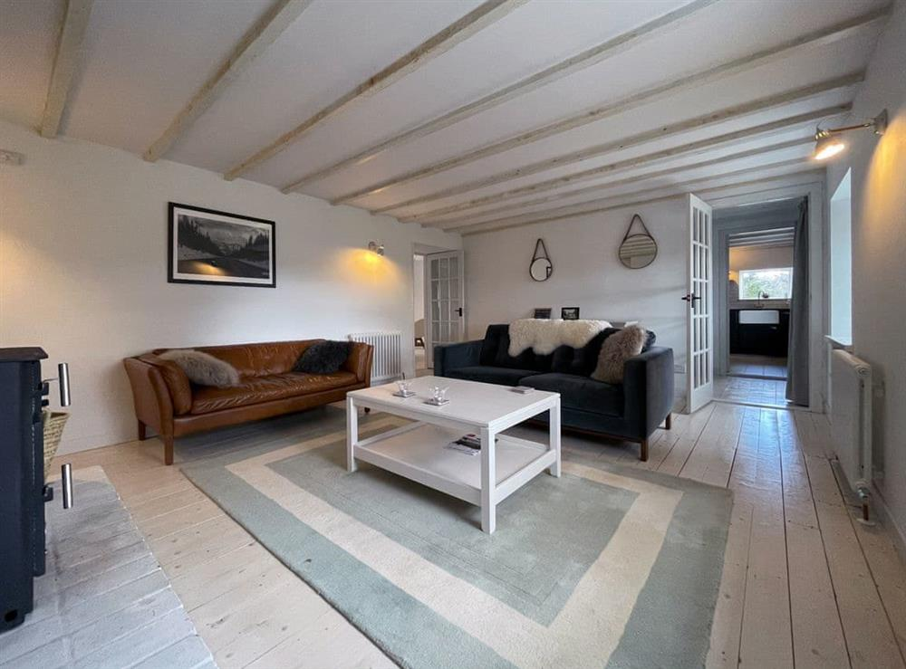 Living room (photo 3) at Lower Hilton Cottage in Culrain, Lairg, Ross-Shire