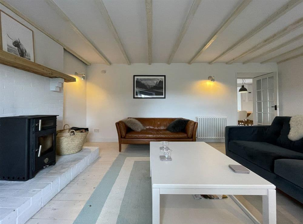 Living room (photo 4) at Lower Hilton Cottage in Culrain, Lairg, Ross-Shire