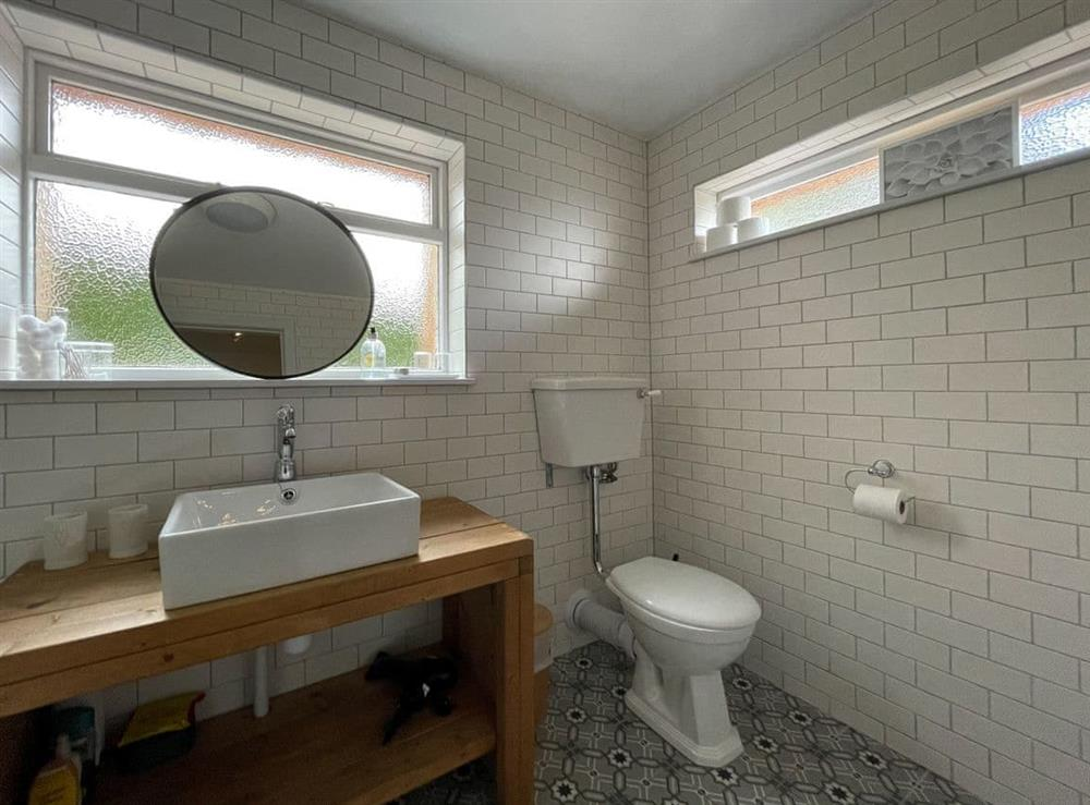Shower room (photo 2) at Lower Hilton Cottage in Culrain, Lairg, Ross-Shire