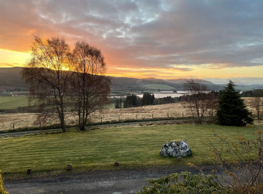View (photo 2) at Lower Hilton Cottage in Culrain, Lairg, Ross-Shire