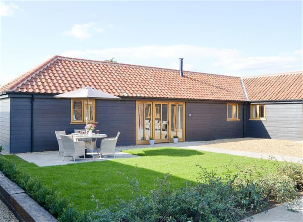 Charming single-storey holiday home at Mabel Stable,