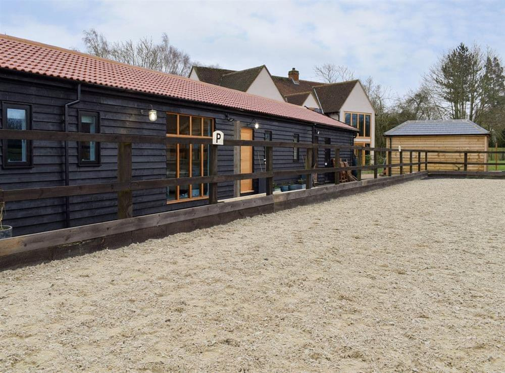 Exterior at Mac Shack Stable in Ashen, near Colchester, Essex