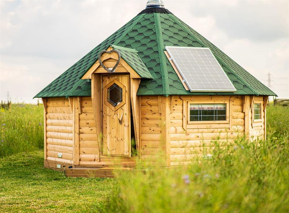 Quirky holiday home at The Queen of Hearts,