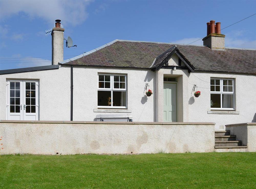 Immaculately presented cottage at Maikle Cottage in Bonar Bridge, near Tain, Highlands, Ross-Shire