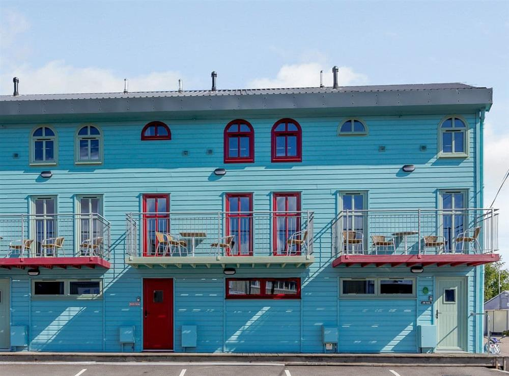 Exterior at Main Sail in Wroxham, Norfolk