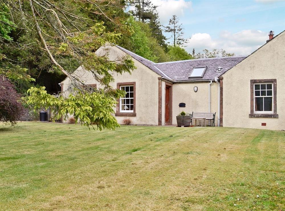 Exterior at Colins Cottage,