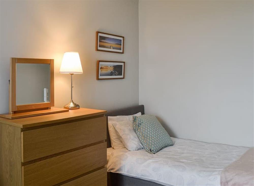 Bedroom at Mainslea in Dunure, near Ayr, Ayrshire