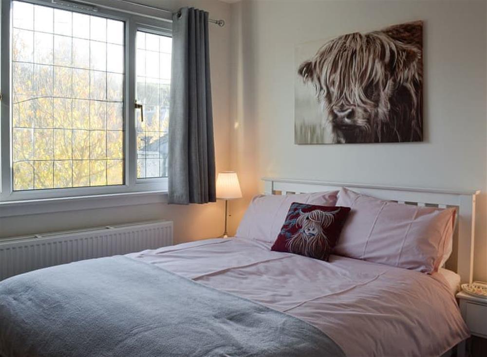 Double bedroom (photo 3) at Mainslea in Dunure, near Ayr, Ayrshire