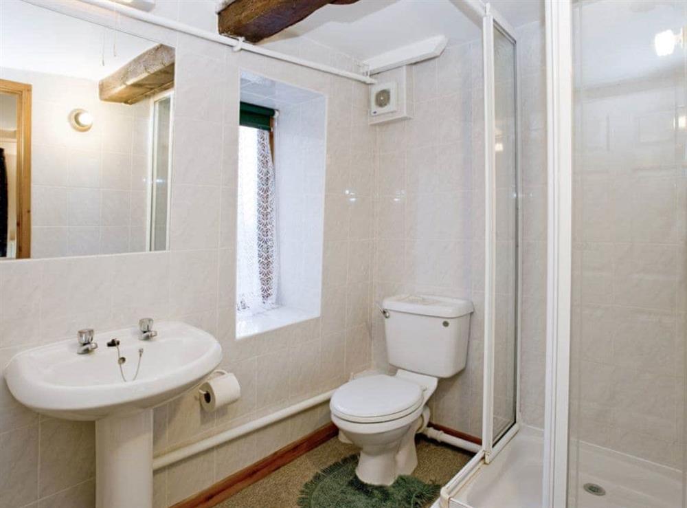 Bathroom at Malt Shovel in Wayford Bridge, near Stalham, Norfolk