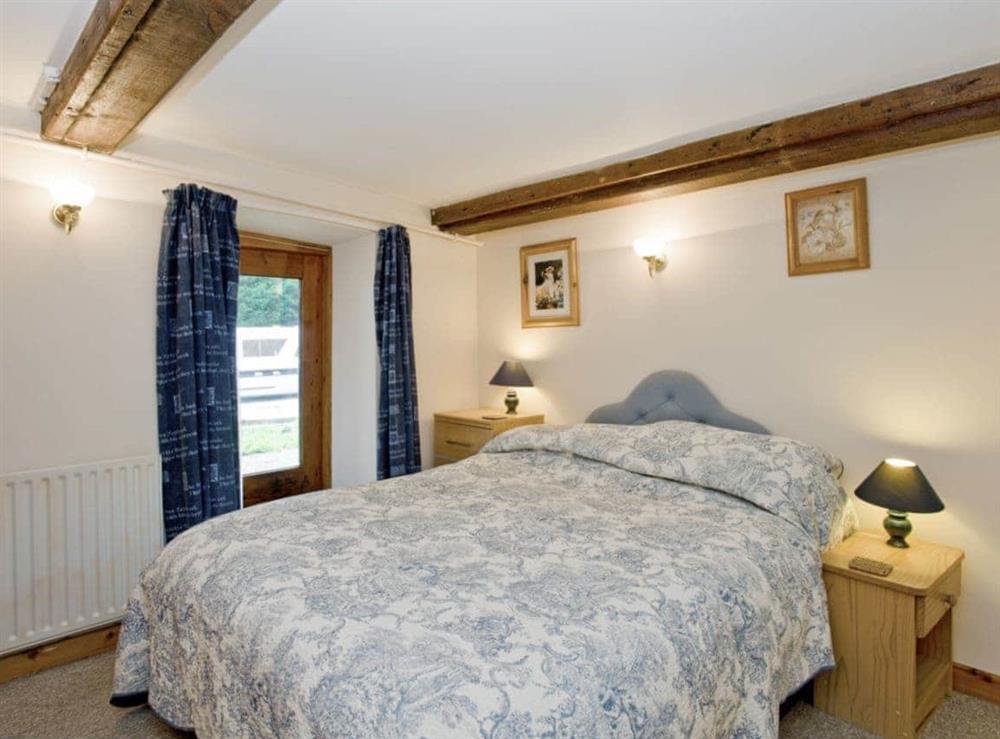 Double bedroom at Malt Shovel in Wayford Bridge, near Stalham, Norfolk