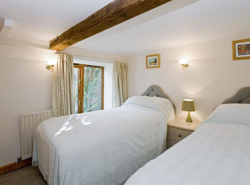 Twin bedroom at Malt Shovel in Wayford Bridge, near Stalham, Norfolk