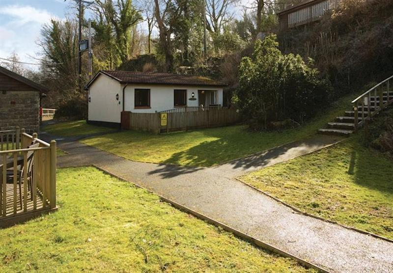Manleigh Bungalow (photo number 23) at Manleigh Park in Combe Martin, Devon