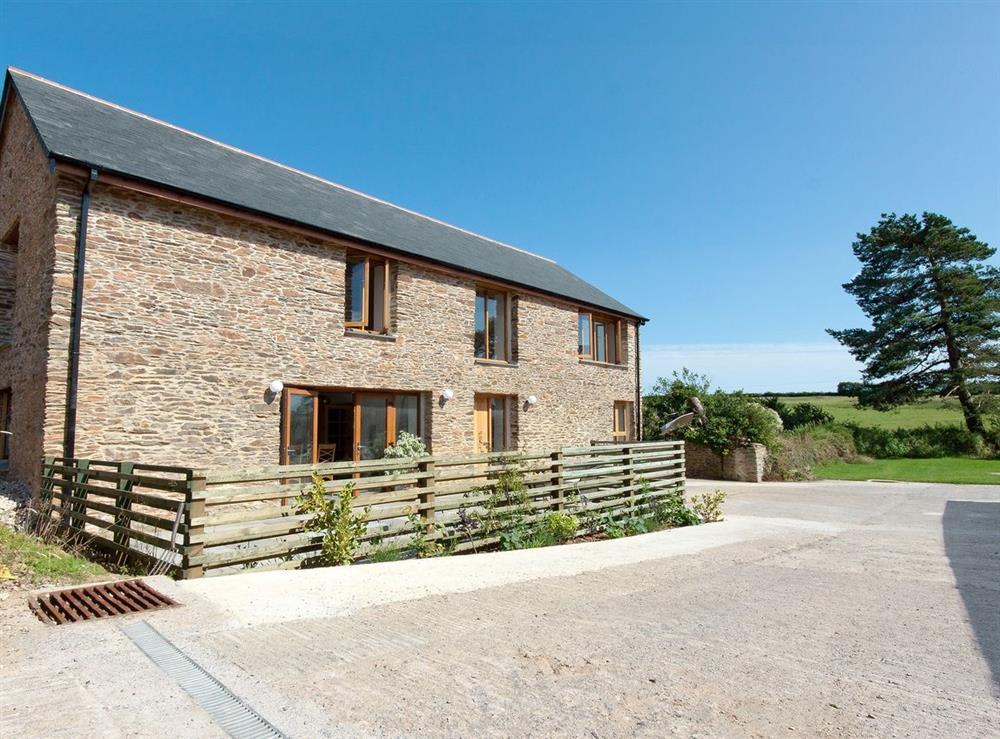 Exterior at Manor Barn in Blackawton, Devon