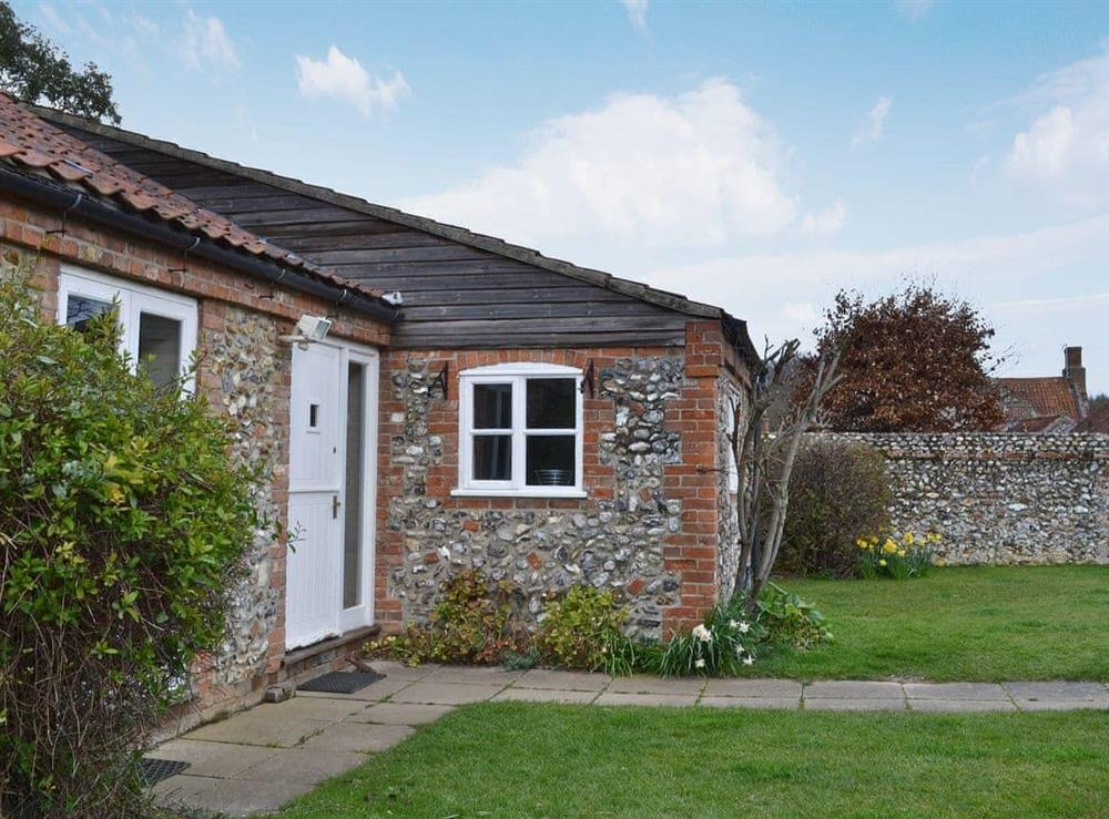 Exterior at Manor Cottage in Stiffkey, near Wells-next-the-Sea, Norfolk