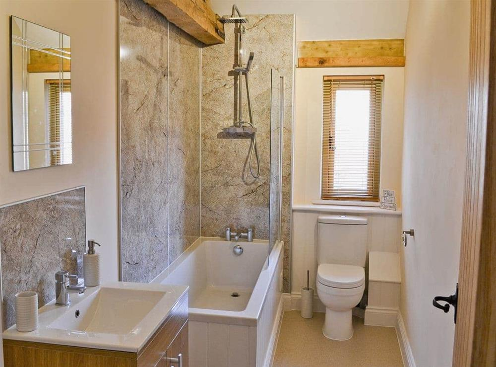 Bathroom at Stags Rest,