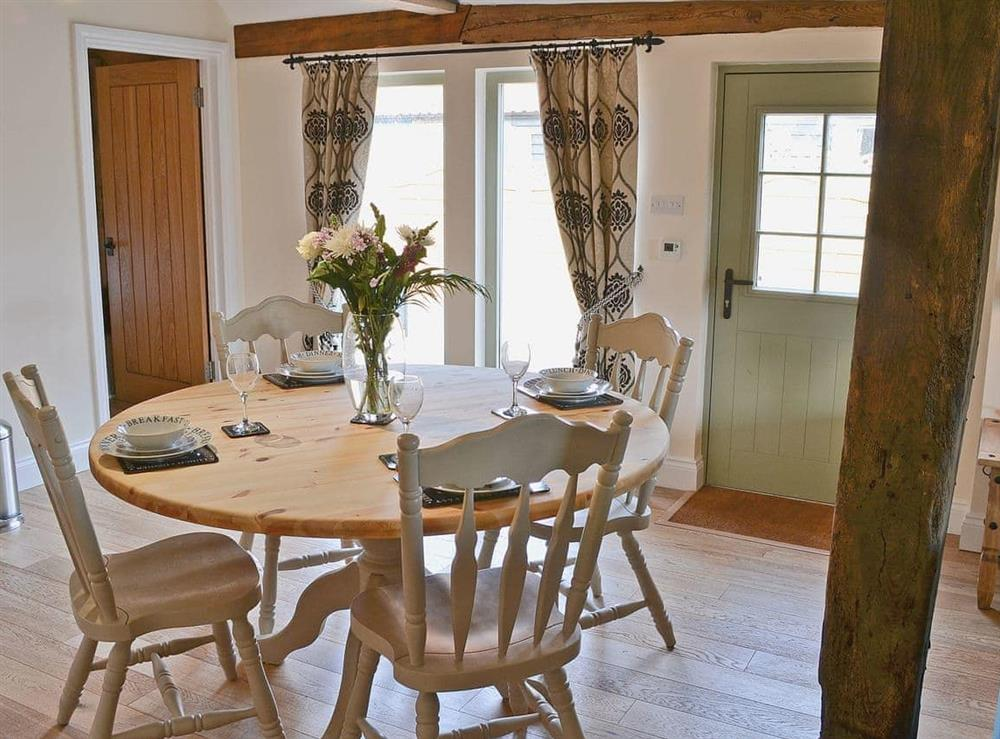 Dining Area at Stags Rest,