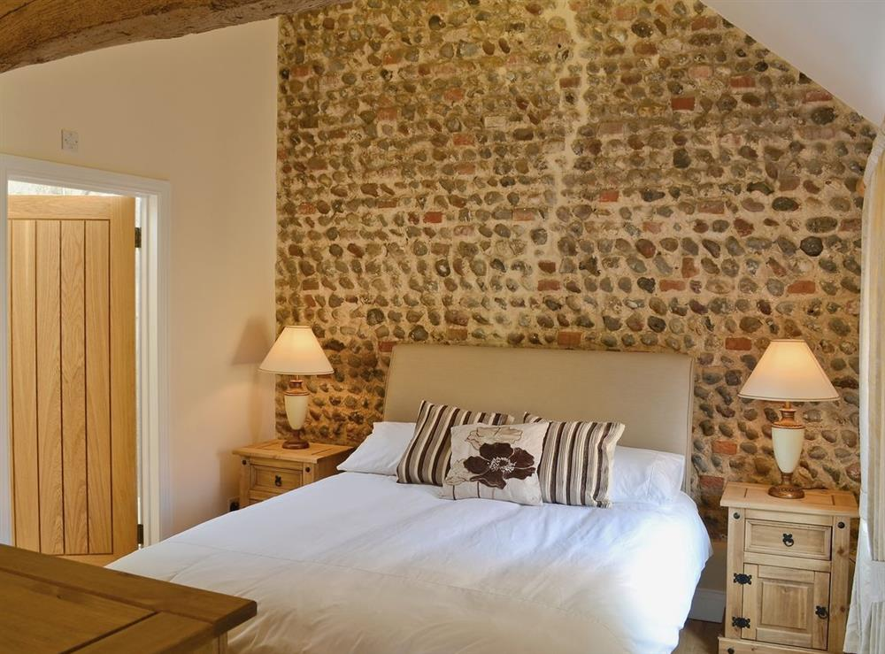 Double bedroom at Stags Rest,