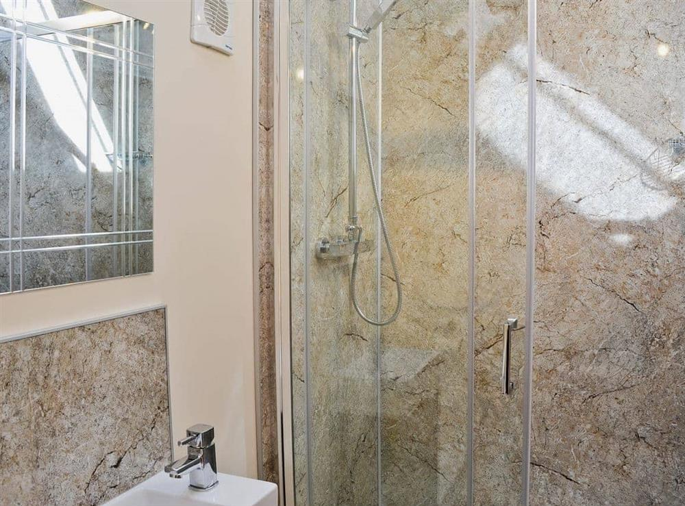 Shower room at Stags Rest,