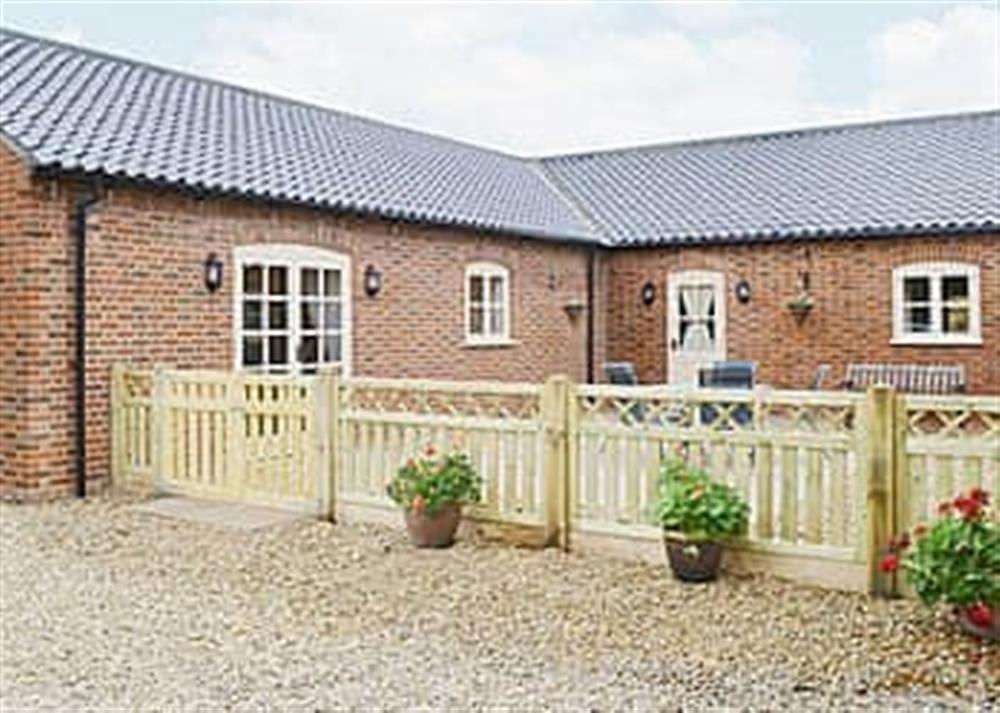 Exterior at Manor Farm Retreat in Hainford, near Norwich, Norfolk